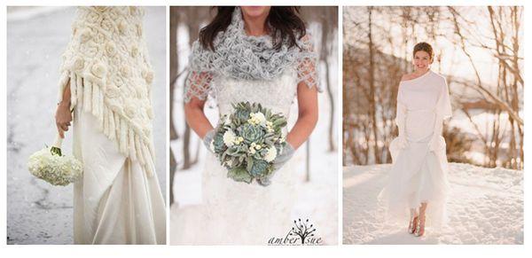 зимние невесты фото