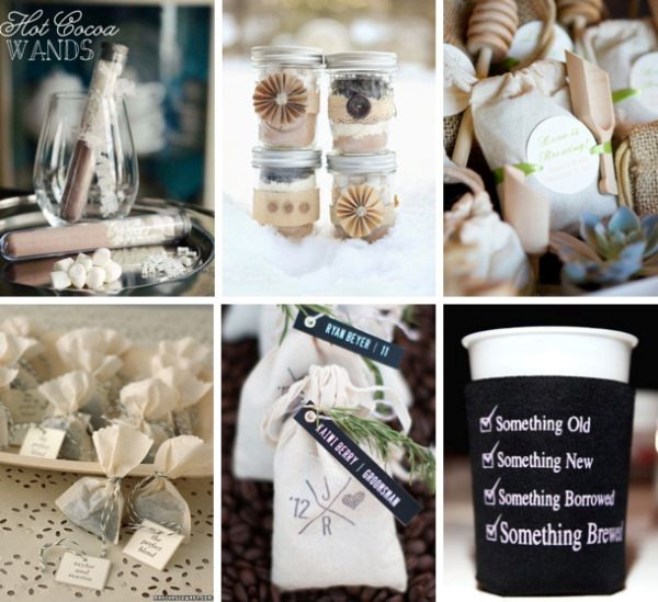 зимняя свадьбы идеи