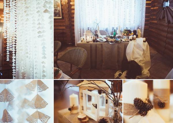 свадьба зимой фото идеи