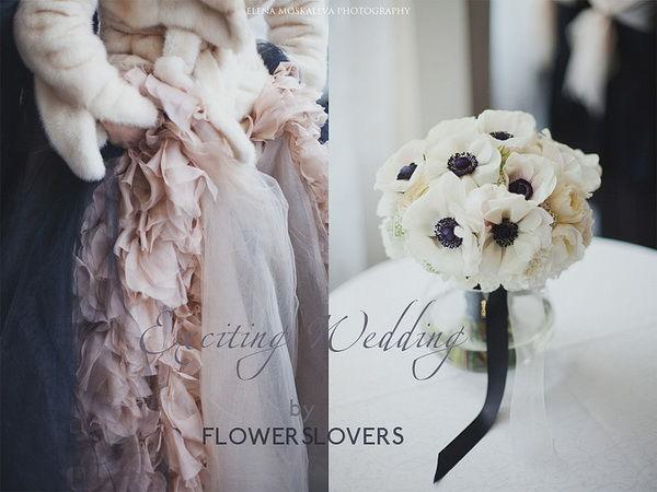 свадьба в зимнее время
