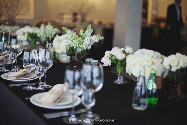 зимняя свадьба идеи оформления