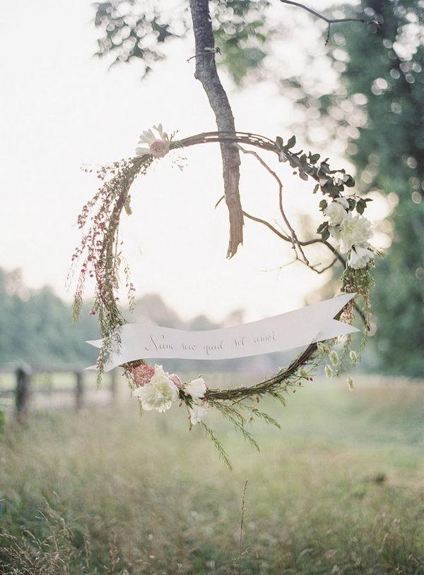 венок на свадьбу