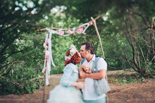 фотосессия годовщины свадьбы