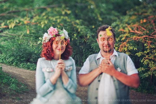 годовщина свадьбы 1 год отметить