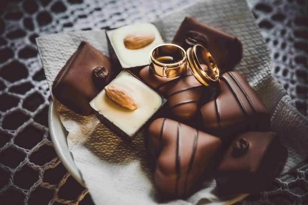 детали свадебной фотосессии