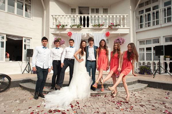 красивая свадьба своими руками
