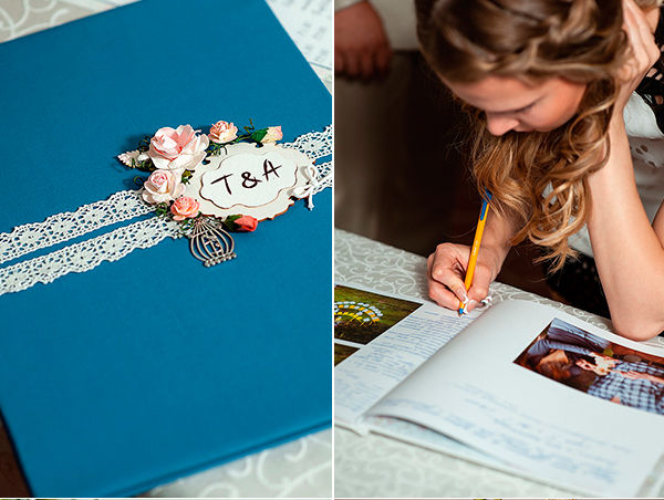 книга пожеланий на свадьбу фото