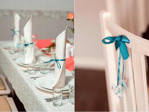 свадьба оформление зала своими руками