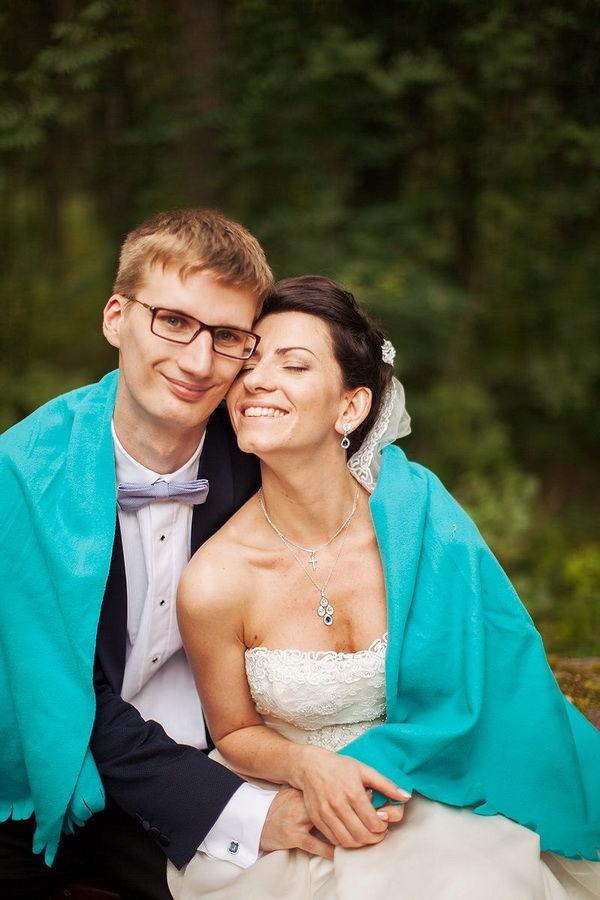 свадьба в стиле путешествия