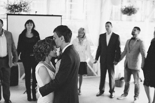 свадебная фотосессия танца