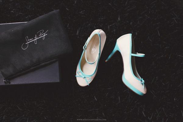 свадебные туфли на заказ
