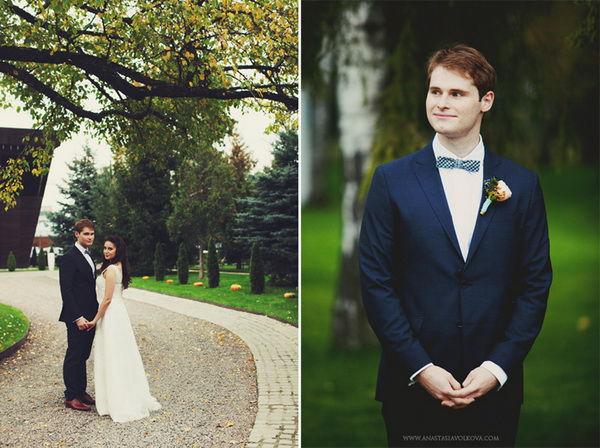 жених на свадьбе