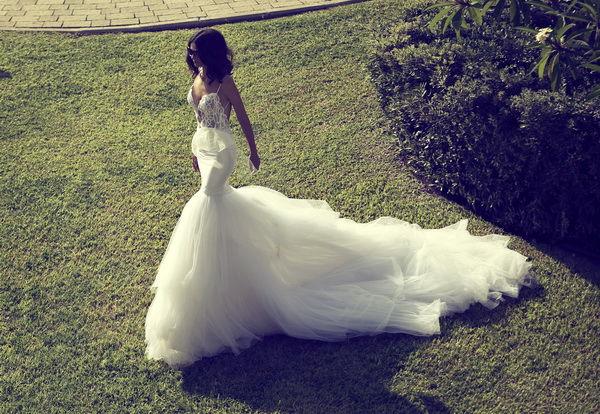 израильские свадебные платья