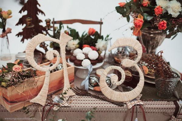 оформление зимней свадьбы идеи