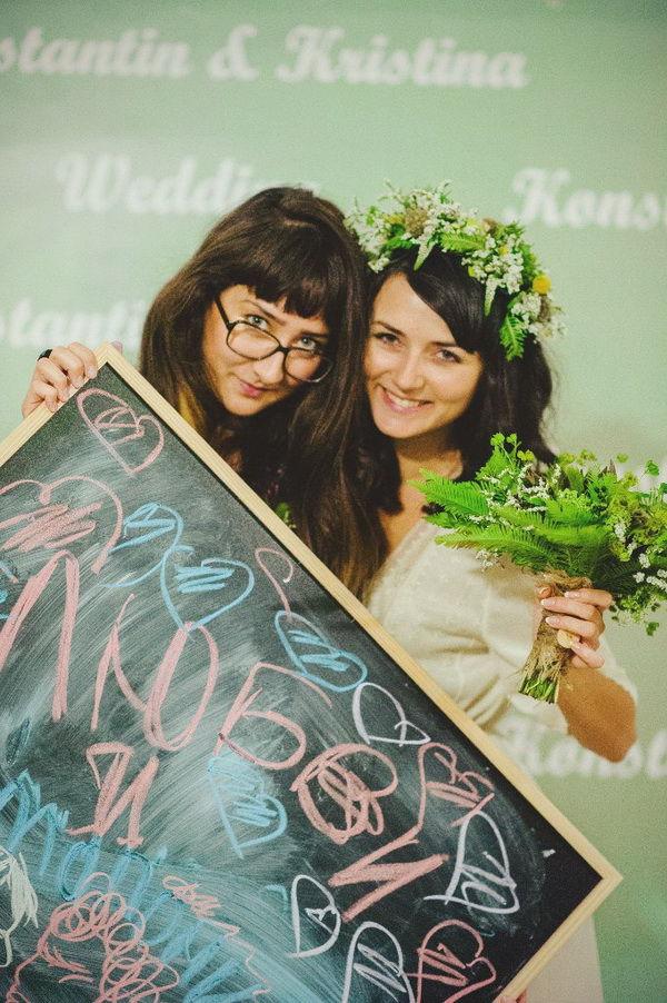 идеи для свадебных фотографий с гостями