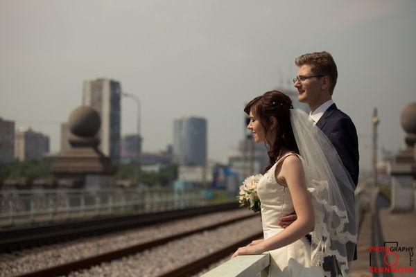 Тема путешествий на свадьбе