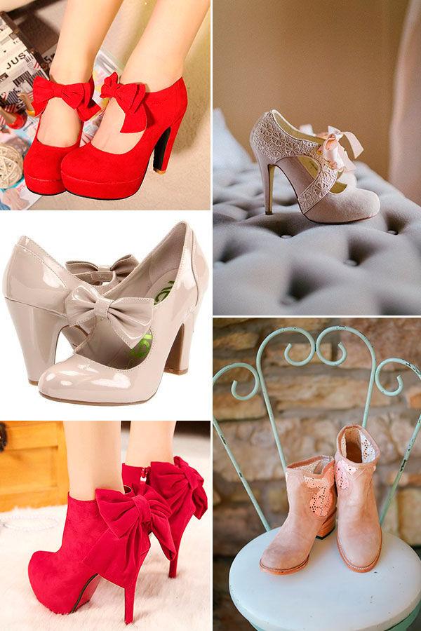 обувь на свадьбу для невесты