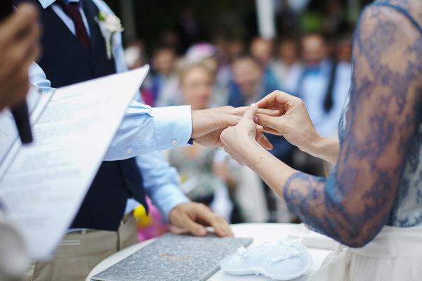 красивые свадебные церемонии