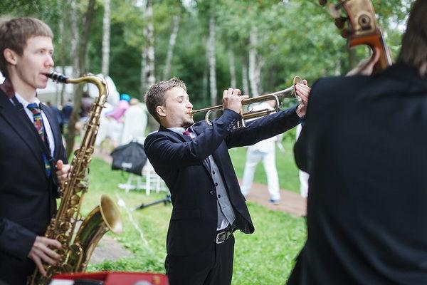 музыканты на свадьбе