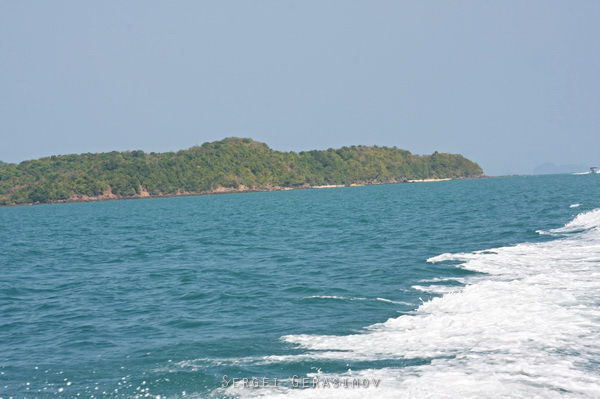 природа в Таиланде