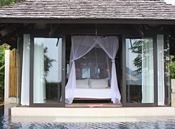 номер в отеле Таиланда