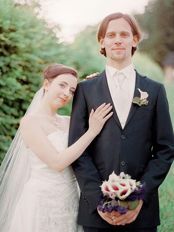 свадьба в Дрездене