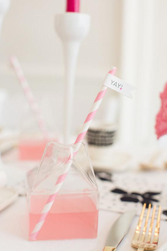 оформление свадьбы в розовом