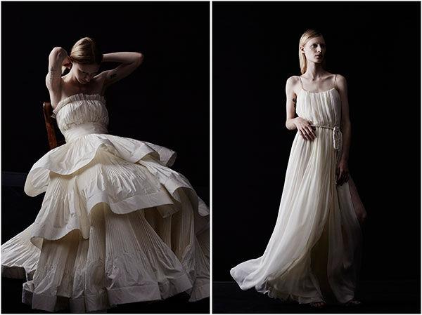свадебные платья lanvin