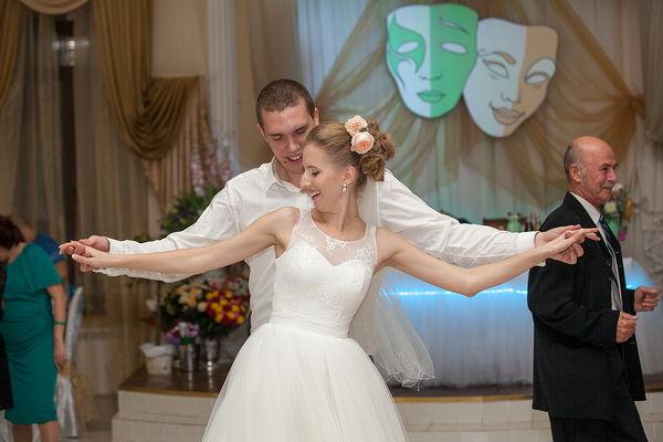 театральная свадьба