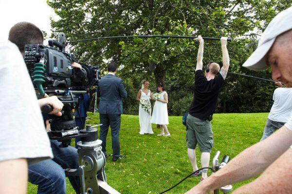панорамное видео на свадьбе