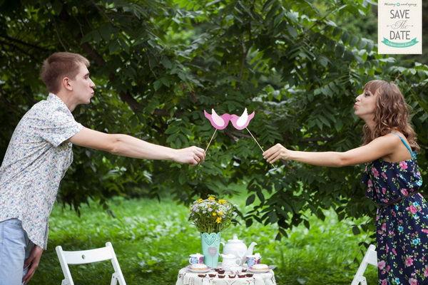 фотосессия на первую годовщину свадьбы