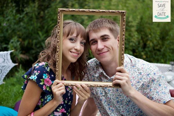 ситцевая свадьба фотосессия