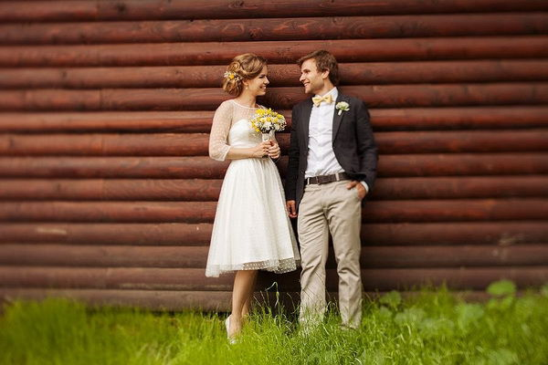 свадьба handmade