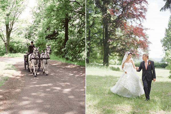 свадебная фотосессия в Чехии