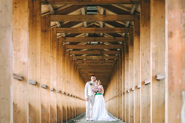 свадьба в зеленом и розовом цвете