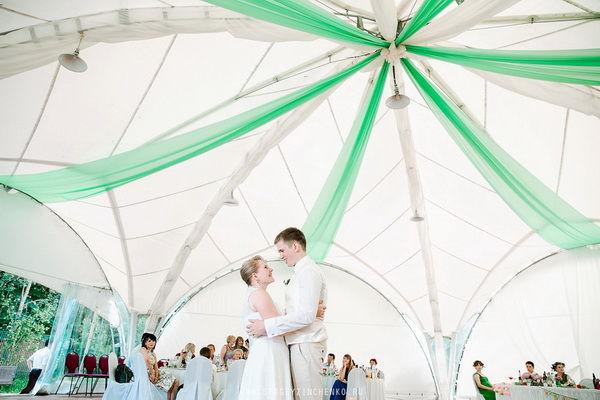 свадебный шатер