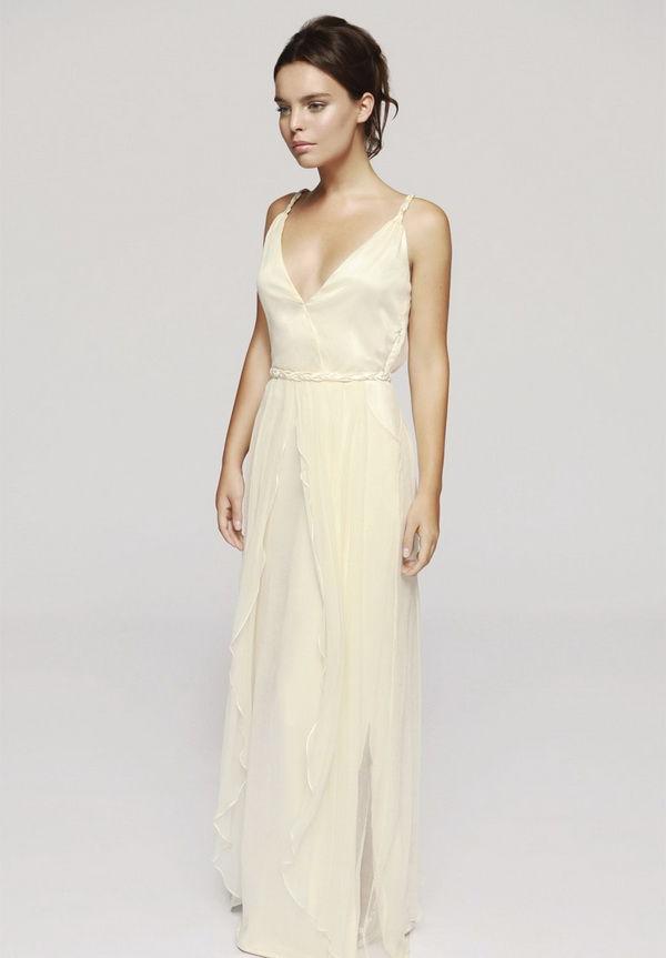свадебные платья испания