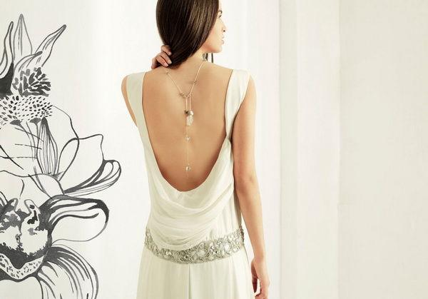 свадебные платья испанского бренда