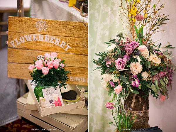 свадебная выставка весной