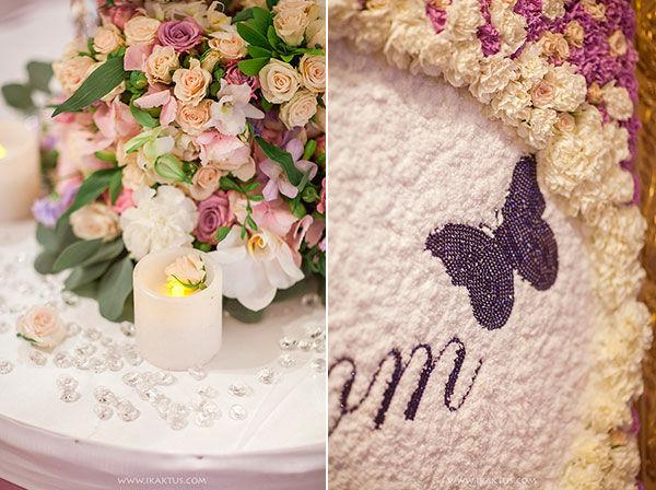 детали оформления wedding art fair