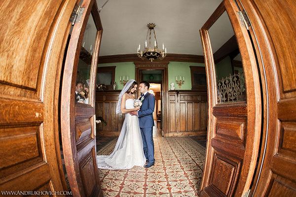 свадебное фото прованс