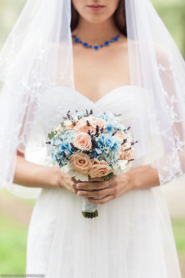 букет невесты прованс