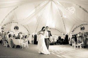 свадьба в шатре фото