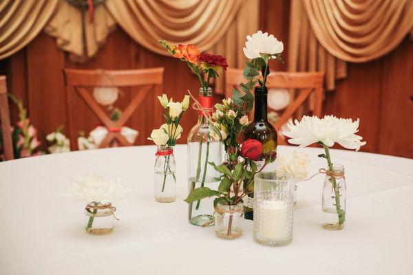 оформление свадьбы своими руками