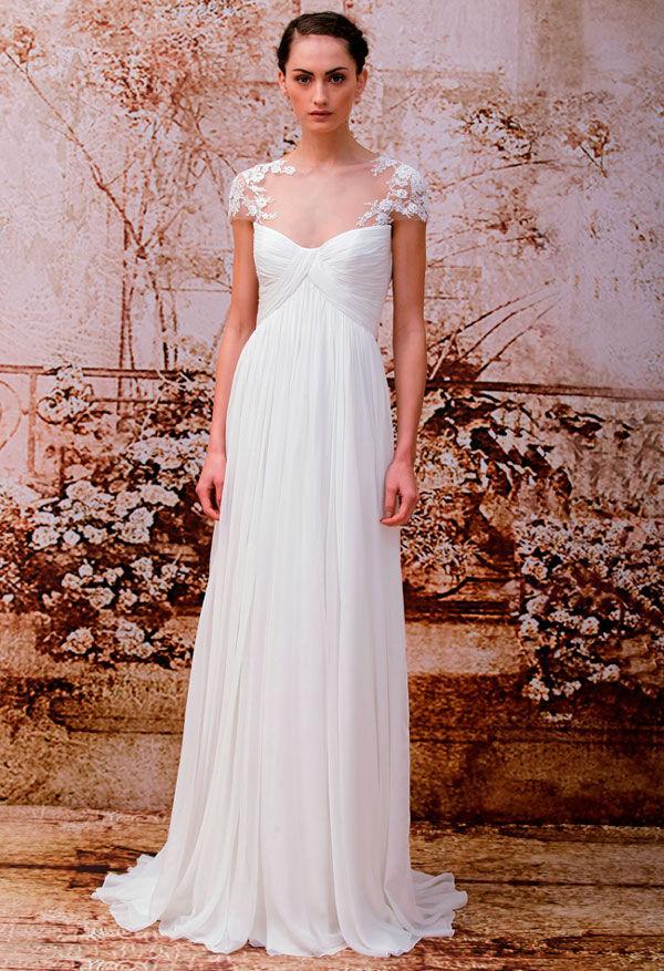 свадебные платья monique lhuillier