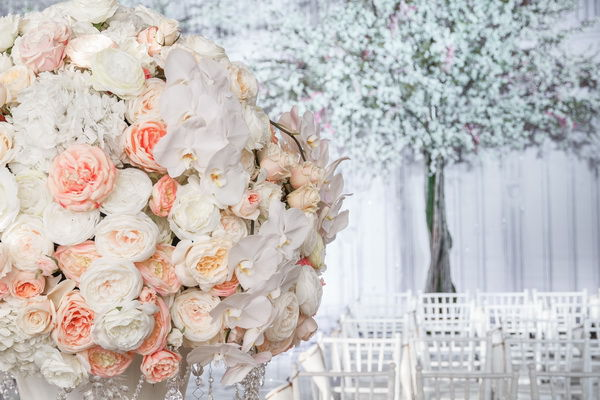 оформление свадьбы 2014