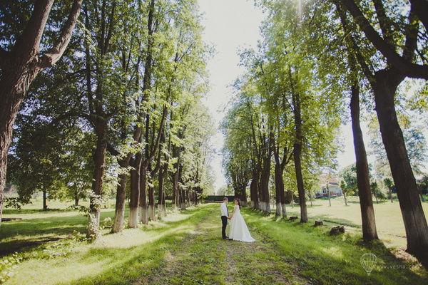 свадьба на природе для двоих