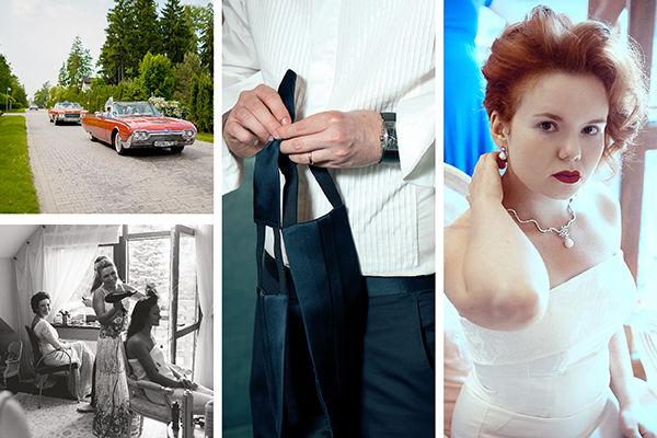 свадьба в стиле амели