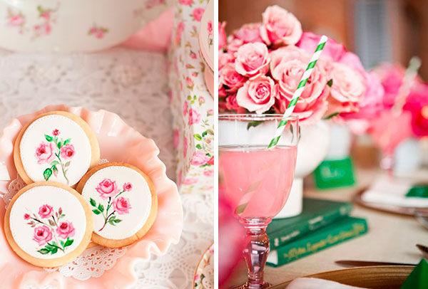 свадьба в розовом цвете оформление