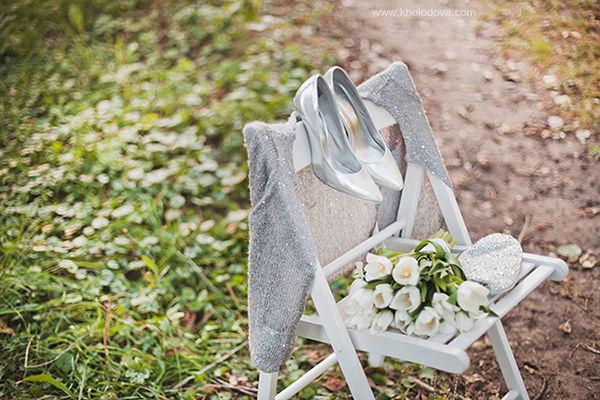 свадьба в серебряном цвете